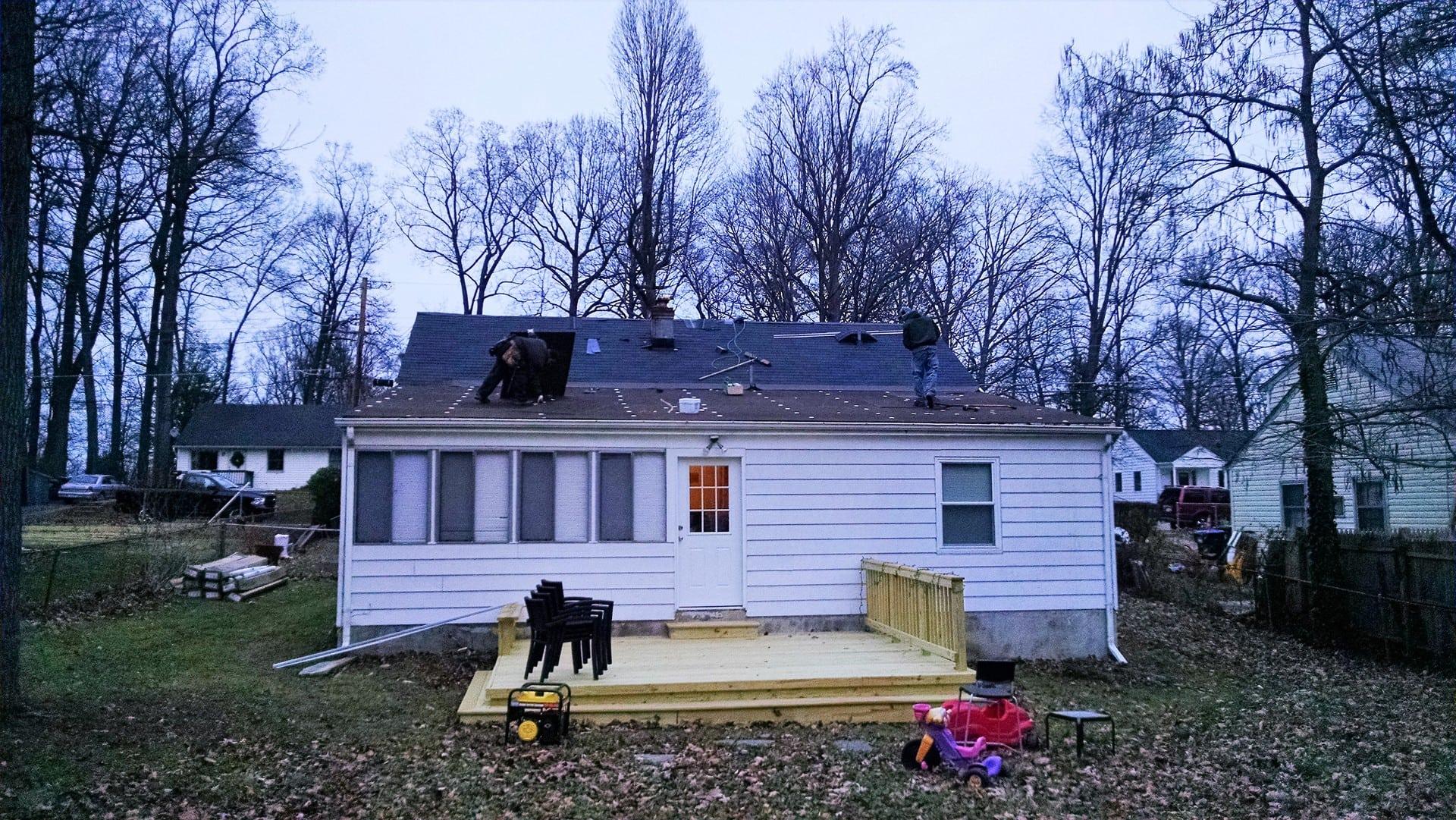 Custom Siding Renovation Va American Dream Restoration Llc