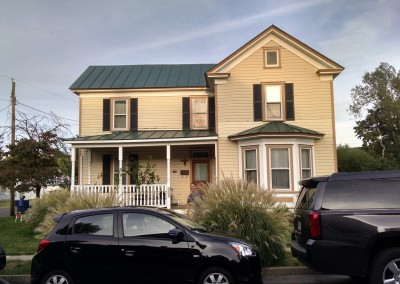 Specialty metal roof front royal va