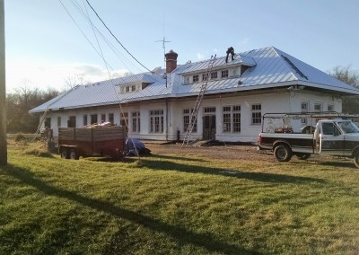 Roof Replacement Company VA