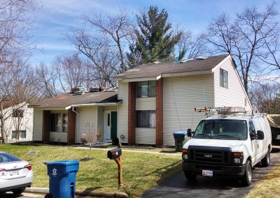 Roof Replacement Company Virginia