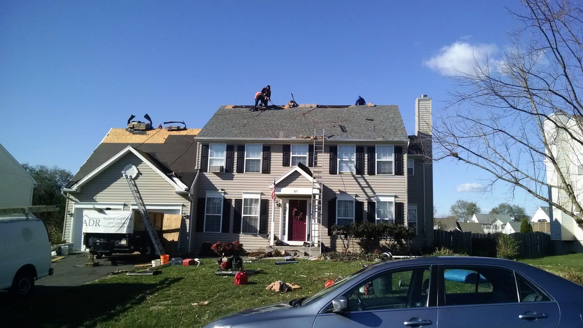Roofing Company Va American Dream Restoration Llc