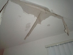 Roof Stains Water Damage