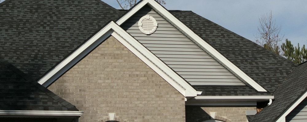 Curb Appeal Of A New Shingle Roof American Dream