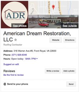 Review ADR Desktop