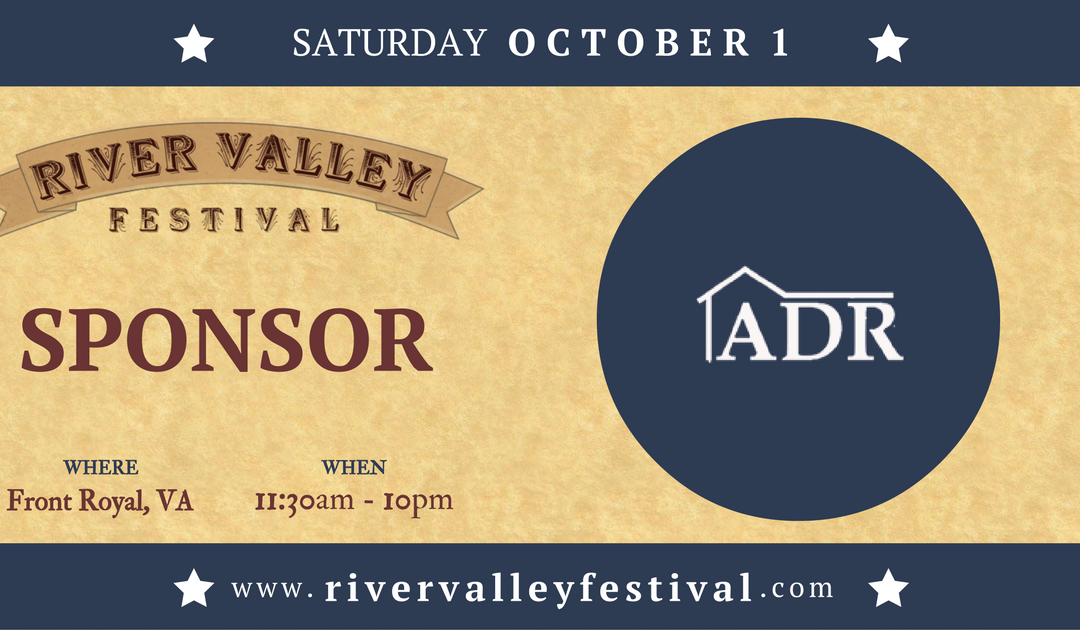 American Dream Restoration Sponsors The River Valley Festival