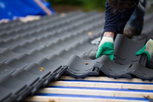 Roof Replacement Insurance Claim
